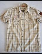 deep koszula męska w kratkę rozmiar M stan idealny...