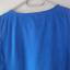 chabrowa bluzka z baskinką