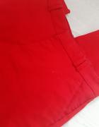 Spodnie czerwone Mango r 34