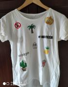Nowy t shirt