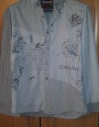 Designerska koszula Desigual rozmiar L...