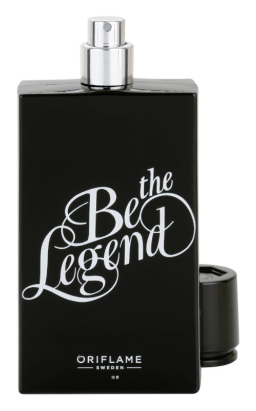 Be the Legend for him Oriflame edt 75 ml...