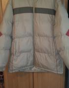 Puchowa kurtka na zime dla dużego mężczyzny XXL...