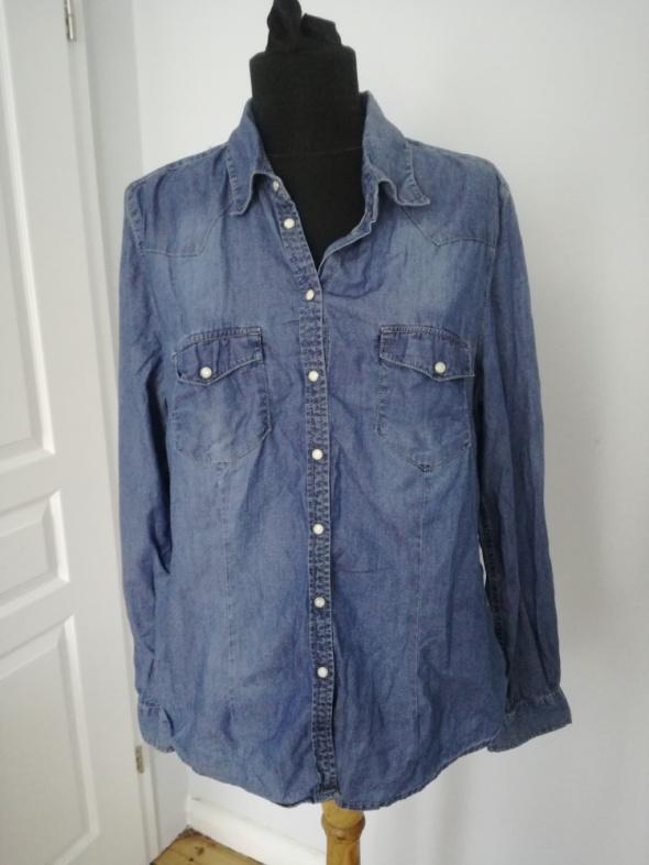 H&M jeansowa koszula rozmiar L...