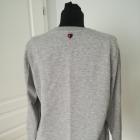 Szara bluza Tommy rozmiar 38