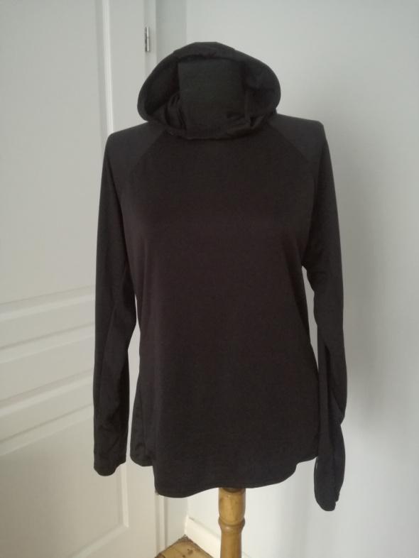H&M czarna lekka bluza sportowa rozmiar L...