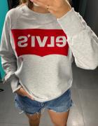 Bluza damska z nadrukiem S M L XL