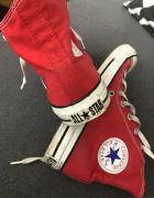 Converse czerwone 39...