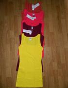 Vero Moda bluzka bez rękawów kolory roz XS...