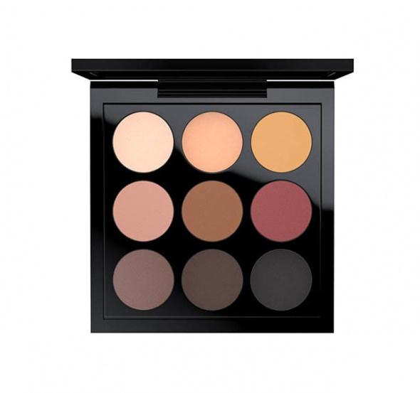 MAC Semi Sweet Times Nine Eyeshadow Palette Paleta 9 cieni do oczu