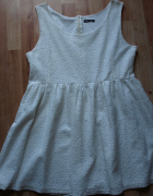 Koronkowa sukienka tunika 44...