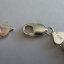 bransoleta męska srebro