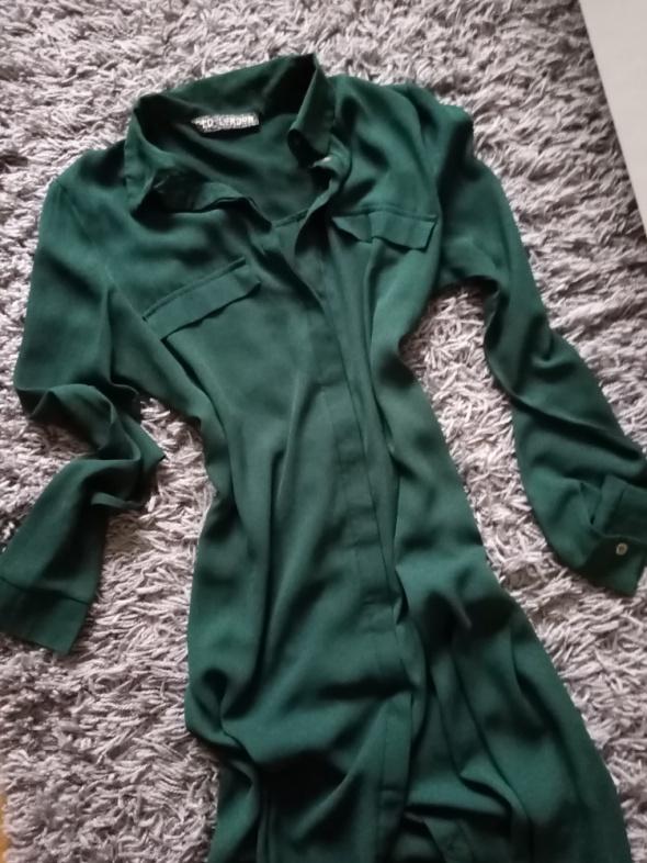 Sukienka zielona 38 M