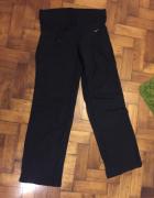 Czarne spodnie treningowe Nike...