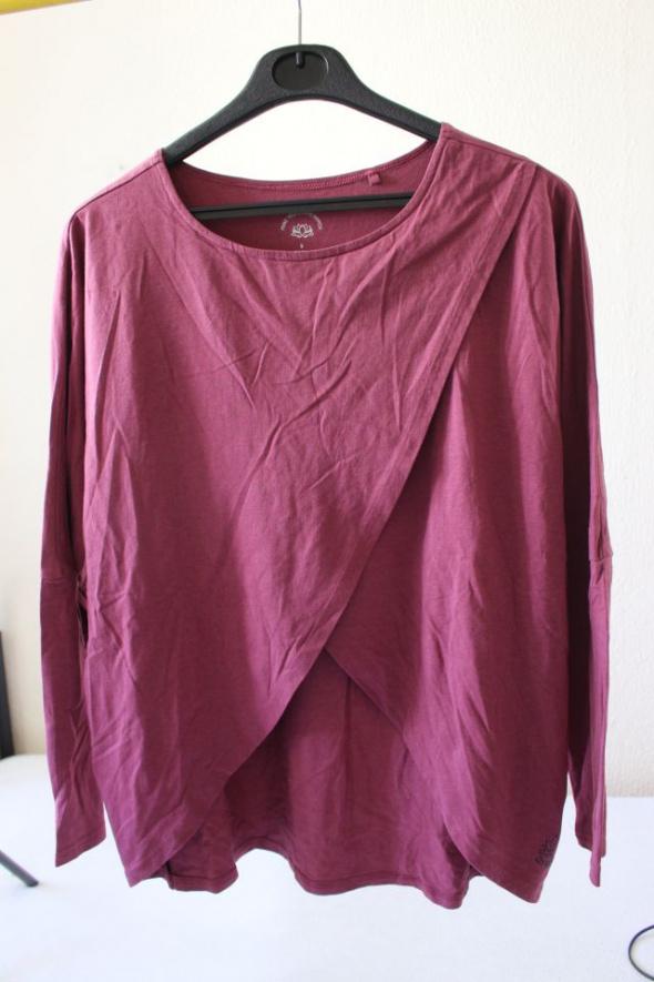 różowa bluzka bawełniana s m