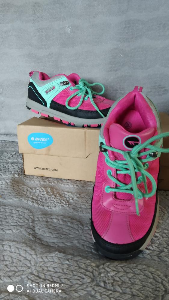 Sportowe buty adidasy trekkingowe 30 HI TEC