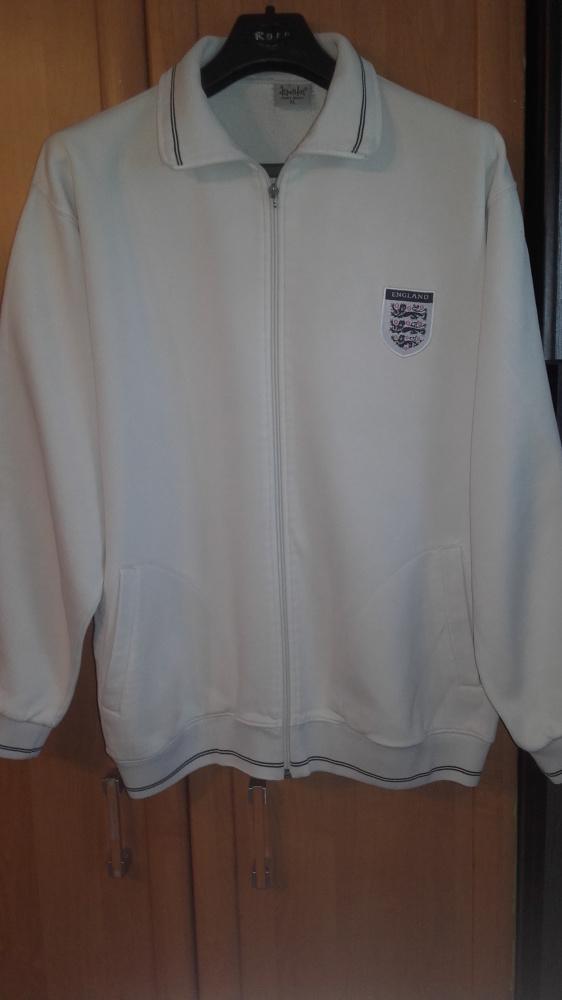 sportowa biała bluza rozmiar XL