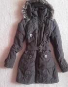 Kurtka płaszczyk zimowa S...