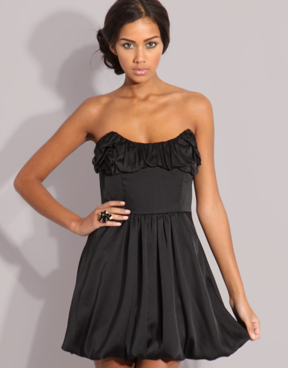 Koktajlowa sukienka ASOS...