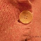 Śliczny kardigan od Esprit pudrowy róż M