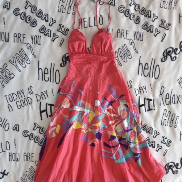 Sukienka na lato...