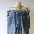 Spodnie Boyfriend 25 32 Jeans Dziury XS 34 Dżinsy