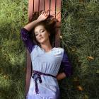Cieniowana sukienka MOHITO 36 nowa