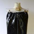 Legginsy Latex Czarne NLY One M 38 Spodnie Rurki Czerń
