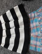 Rozkloszowane spódniczki...