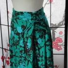 spódnica pareo plażowa asymetryczna letnia koperto
