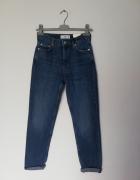 Spodnie jeansowe jeans Mango boyfriend 32...