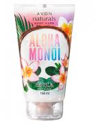 Scrub do ciała Kokos i kwiat Tahiti Avon...