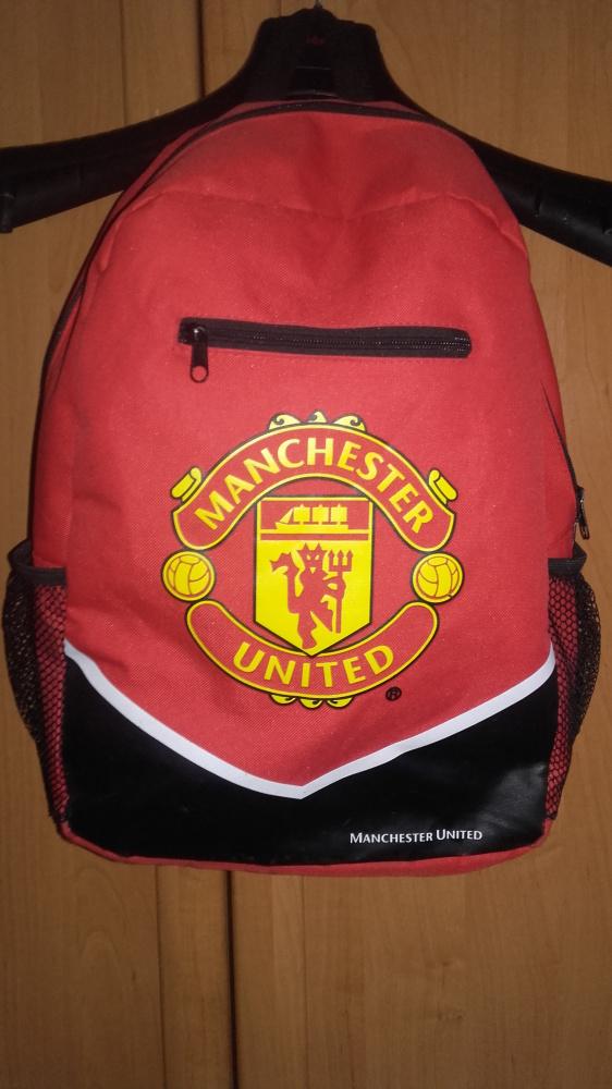 sportowy plecak Manchester United