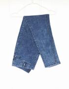 Spodnie dżinsy F&F 44 2XL jeansy jeans denim jegginsy rurki ski...