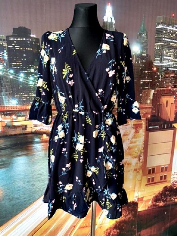 girl in mind sukienka nowa modny wzór kwiaty hit blog 38 M
