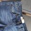 Spodenki szorty jeansowe niebieskie granatowe rozmiar M