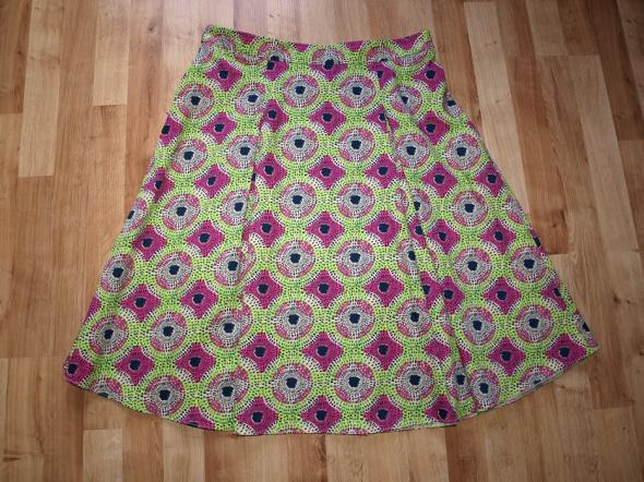 Spódnice Kolorowa spódnica 42 44