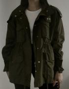 Parka khaki H&M rozmiar S...