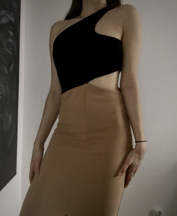 Nowa sukienka Missguided...