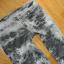 AMISU jeansowe spodnie rurki roz 36