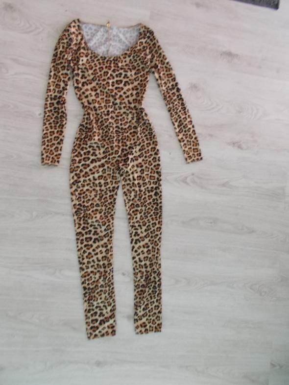 strój pantera kostium kombinezon 36 HM