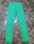 Zielone H&M 38...