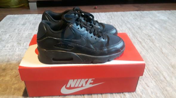 Nike Air Maxy czarne 90