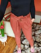 Nowe rude spodnie Reserved L...
