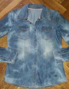 Koszula jeans jeansowa SM...