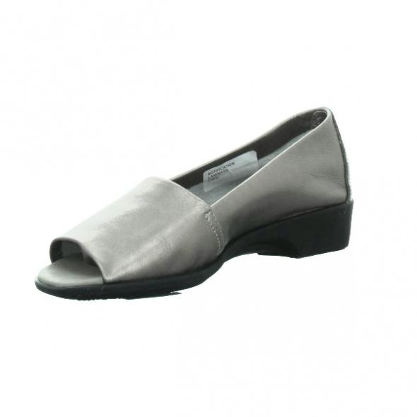 Sandały Wygodne sandały metaliczne
