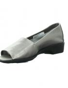 Wygodne sandały metaliczne...