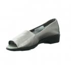 Wygodne sandały metaliczne