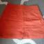 Spódnica ceglana Zara