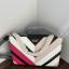 Nowa torebka torba Victoria s Secret czarna kolorowa na ramię...